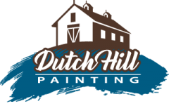 Dutch Hill Painting